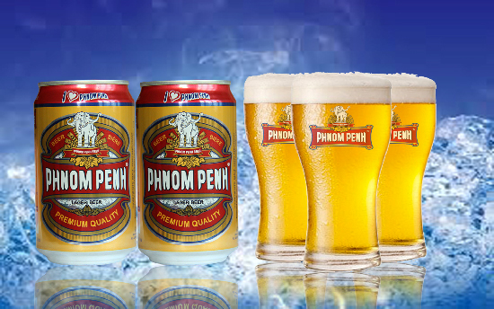 PHENOM PENH BEER